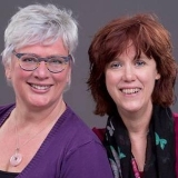 Bewust Dordrecht - Jolanda Baan en Lia van den Berg